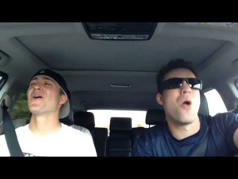 """These two bros do an insanely CHARMING lip sync of the song from """"Frozen"""""""