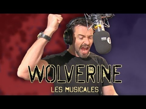 What do you get when you combine X-Men and Les Miserables? Hugh Jackman PERFECTION