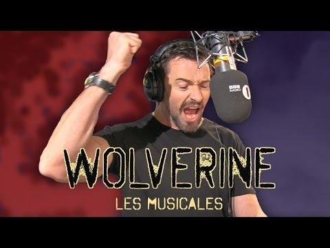 What do you get when you combine X-Men and Les Miserables? Hugh Jackman PERFECTION