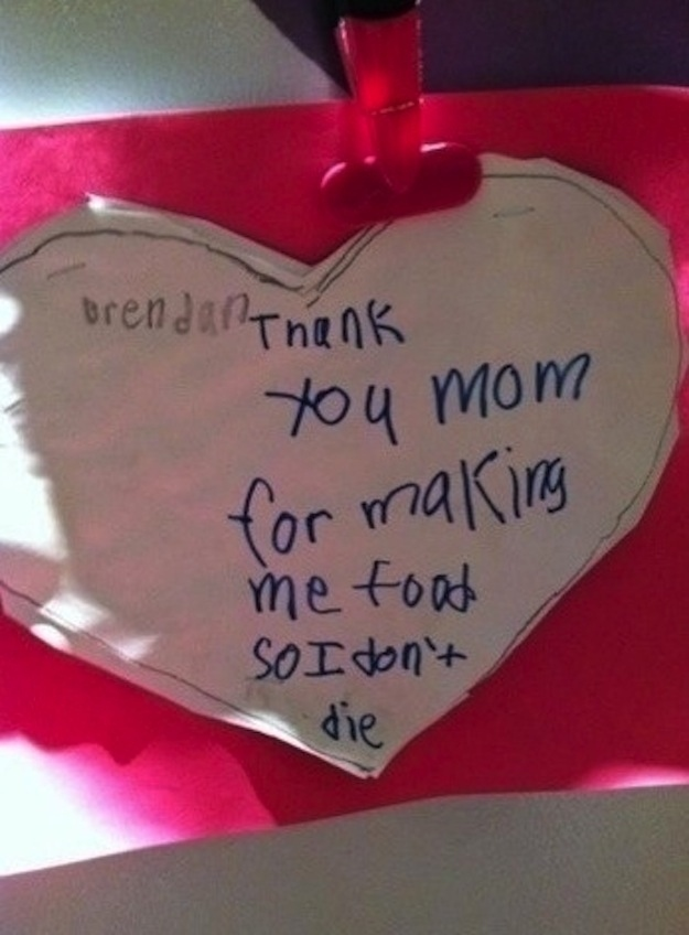 Usually on Mother's Day you're supposed to be extra sweet and kind to Mom but these kids decide to just tell Mom how it is…and it's HILARIOUS!