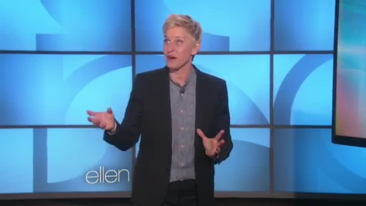 Ellen DeGeneres Shares Some Of Her Most Hilarious Pranks This Month!