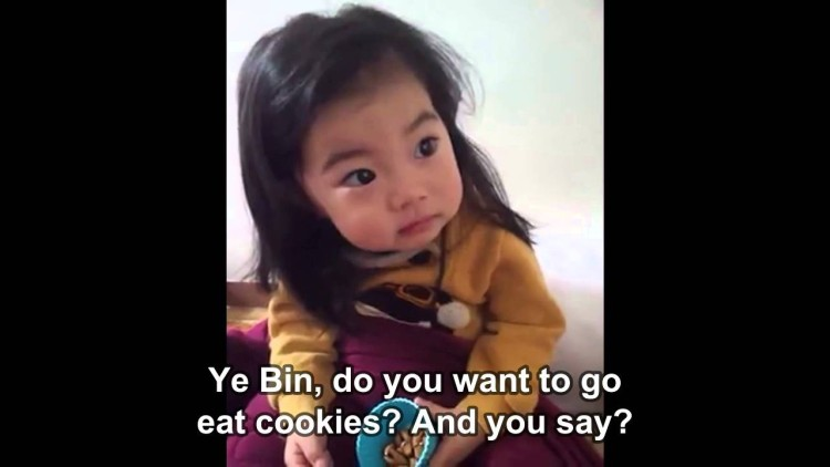Adorable Little Girl Is Learning Important Life Lessons, But She Thinks Saying No To Cookies Is So Difficult!
