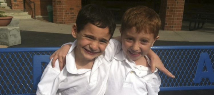 Amazing 8-Year-Old Boy Is Changing His Best Friend's Life By Raising Funds To Fight A Rare Disease