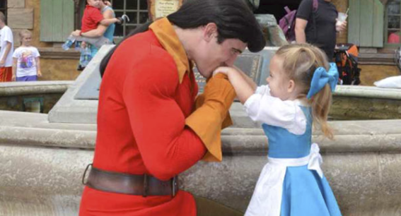 Mom Sews Incredible Costumes For Her Adorable 3-Year-Old Disney Princess