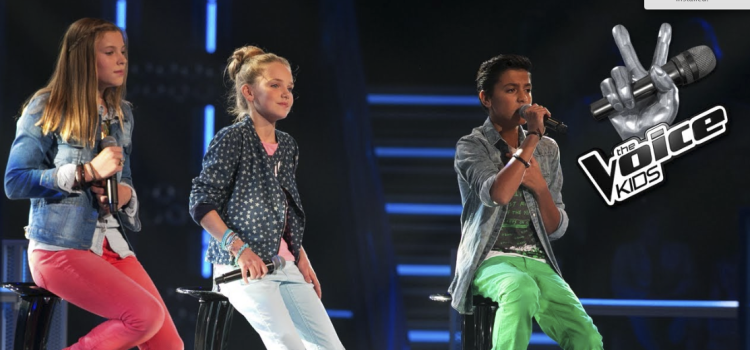 "Three Kids Perform On ""The Voice"" And It Is So Incredible That It Brings The Judges To Tears"