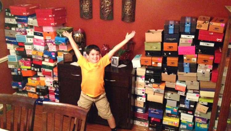 This Awesome 9-Year-Old Boy Is Making An Inspiring Impact On The World
