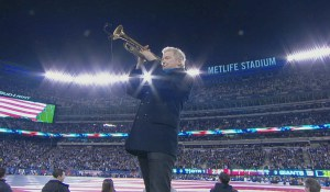The National Anthem At Monday Night Football Was So Incredible That It Brought Players To Tears!