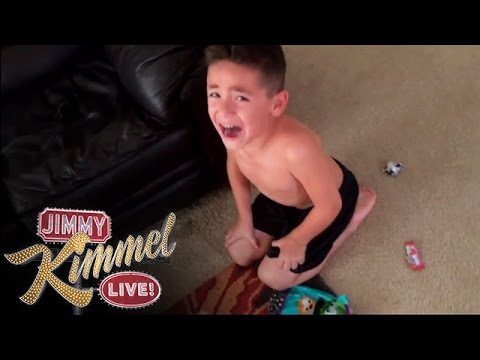 "Jimmy Kimmel Releases The Annual Video ""I Told My Kids I Ate All Their Halloween Candy"" (Spoiler Alert: You're Going To LOL)"
