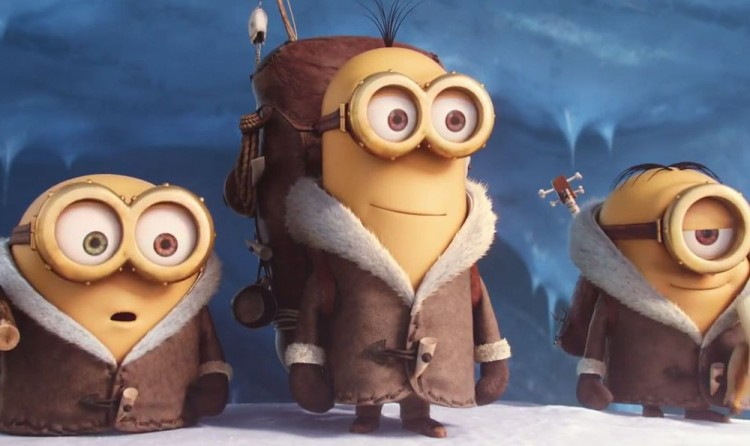 """Too Much Cuteness: The Official Trailer For """"Minions"""" Is Out And It Is So Adorable!"""