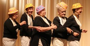 "Senior Citizens Put On Their Dancing Shoes And Boogie To ""Turn Down For What"""