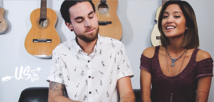 Check Out This Insanely Talented Couple As They Cover 2014's Top Hits In Only 2.5 Minutes!