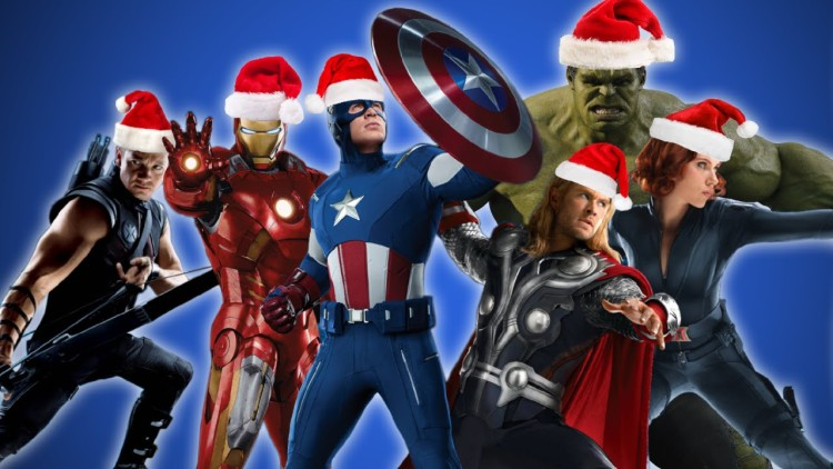 The Avengers Sing All Of Our Favorite Christmas Carols