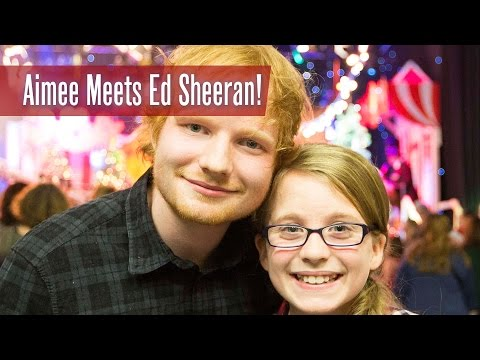 Ed Sheeran Surprises This Young Girl With An Amazing Gift And Her Reaction Is Priceless