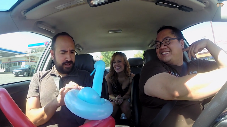 Best Lyft Ride Ever: This Driver Surprises His Passengers With An Awesome Time