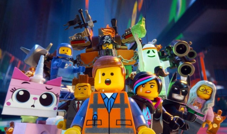 Not Awesome! The Lego Movie Was NOT Nominated For An Oscar.