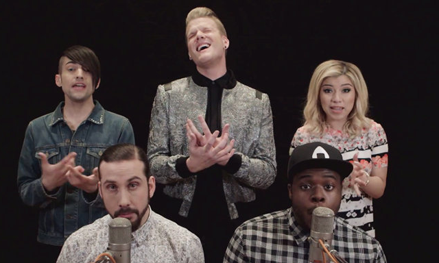 "Pentatonix Pays An AMAZING Tribute To The King Of Pop With The ""Evolution Of Michael Jackson"""