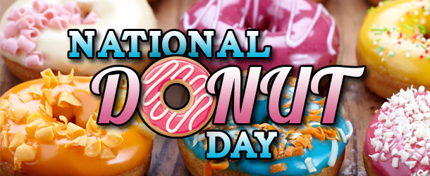 We're Celebrating National Donut Day With 5 Ah-Mazing Donut Recipes!