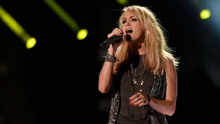 "Carrie Underwood FLAWLESSLY Covers Wiz Khalifa's ""See You Again"""
