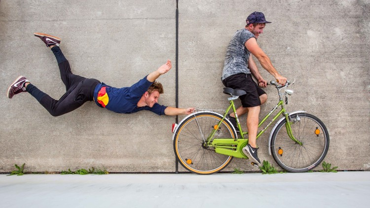These AWESOME Freerunning Illusions Will Absolutely Blow Your Mind!